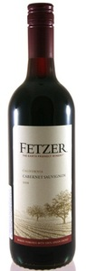 Fetzer Cabernet Sauvignon 2008, California Bottle