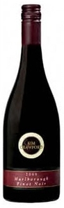 Kim Crawford Pinot Noir 2009, Marlborough Bottle