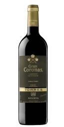 Torres Gran Coronas Cabernet Sauvignon Reserva 2007, Penedès Bottle