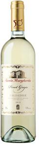 Santa Margherita Pinot Grigio 2010, Doc Valdadige Bottle