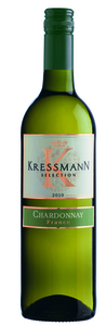Kressmann Selection Chardonnay 2010, Vin De France Bottle