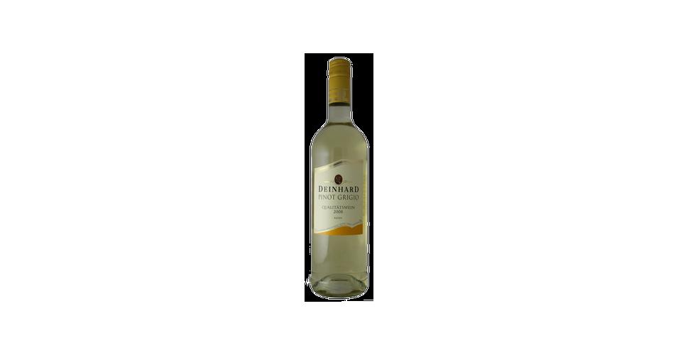 Deinhard pinot grigio 2009 expert wine ratings and wine for Deinhard wine