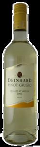 Deinhard Pinot Grigio 2009, Baden, Germany Bottle
