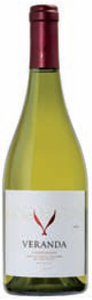 Veranda Quillay Single Vineyard Chardonnay 2009, Bio Bio Valley Bottle