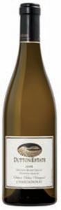 Dutton Estate Dutton Palms Vineyard Chardonnay 2008, Russian River Valley, Sonoma County Bottle