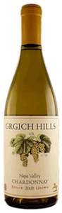 Grgich Hills Chardonnay 2008, Napa Valley Bottle