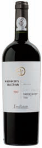 Emiliana Winemaker's Selection Cabernet Sauvignon 2007, Los Morros, Maipo Valley Bottle