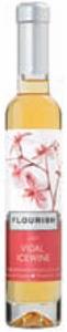 Flourish Vidal Icewine 2007, VQA Niagara Peninsula Bottle