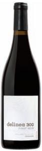 Delinea 300 Pinot Noir 2008, Willamette Valley Bottle