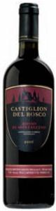 Castiglion Del Bosco Rosso Di Montalcino 2006, Doc Bottle