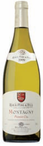 Domaine Roux Père & Fils Montagny 1er Cru 2009, Ac Bottle