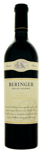 Beringer Private Reserve Cabernet Sauvignon 2005, Napa Valley Bottle