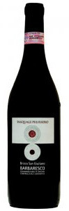 Pasquale Pelissero Barbaresco 2007, Docg Bottle