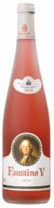 Faustino V Tempranillo Rosado 2010, Doca Rioja Bottle