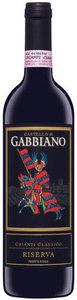 Castello Di Gabbiano Chianti Classico Riserva 2007, Docg Bottle