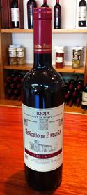Senorio De P. Pecina Tinto Crianza 2006, La Rioja Alta Bottle
