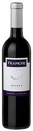 Trapiche Malbec 2010, Mendoza Bottle