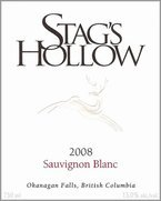 Stag's Hollow 2008 Bottle