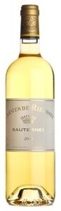 Carmes De Rieussec 2007, Ac Sauternes, 2nd Wine Of Ch. Rieussec Bottle