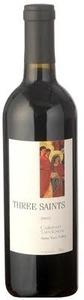 Three Saints Cabernet Sauvignon 2006, Santa Ynez Valley Bottle