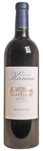 Château Kirwan 2007, Ac Margaux Bottle