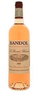 La Bastide Blanche Bandol Rosé 2009, Ac Bottle