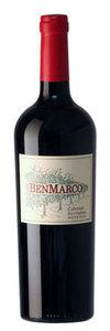 Benmarco Cabernet Sauvignon 2009, Mendoza Bottle