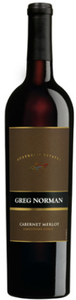 Greg Norman Cabernet/Merlot 2008, Limestone Coast, South Australia Bottle