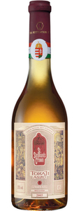 St. Stephan's Crown 3 Puttonyos Tokaji Aszú 2005 Bottle
