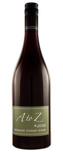 A To Z Wineworks Pinot Noir 2008, Oregon Bottle
