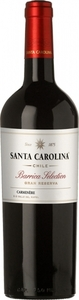 Santa Carolina Barrica Selection Gran Reserva Carmenère 2009, Rapel Valley Bottle