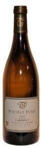 Domaine Tabordet Pouilly Fumé 2009, Ac Bottle