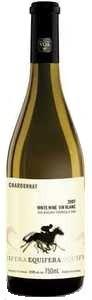 Equifera Chardonnay 2007, VQA Niagara Peninsula Bottle