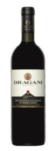 Dragani Montepulciano D'abruzzo 2008 Bottle