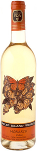 Pelee Island Monarch Vidal 2009, Ontario VQA Bottle