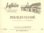 Jaffelin Pouilly Fuisse 2008 Bottle