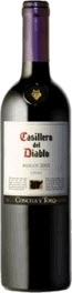 Casillero Del Diablo Merlot 2010, Rapel Valley Bottle