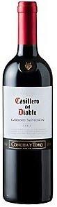 Casillero Del Diablo Cabernet Sauvignon 2010, Reserva  Bottle
