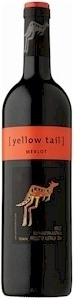 Yellow Tail Merlot 2010 Bottle