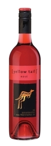 Yellow Tail Rose 2010, Southeastern Australia Bottle