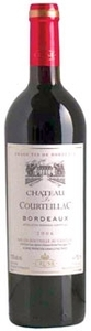 Chateau De Courteillac 2009, Bordeaux Bottle