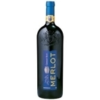 Grand Sud Merlot 1000ml 2009, Vin De Pays D'oc Bottle