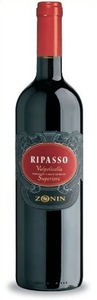 Zonin Ripasso 2007, Valpolicella Bottle
