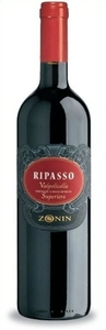 Zonin Ripasso 2008, Valpolicella Bottle