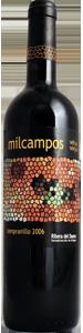 Milcampos Tempranillo 2008, Ribera Del Duero Bottle
