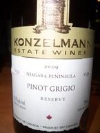 Konzelmann Reserve 2009 Bottle