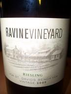 Ravine Vineyard 2009 Bottle