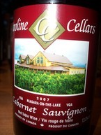 Caroline Cellars 2007 Cabernet Sauvignon 2007 Bottle