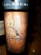 Colaneri 2009 Sauvignon Blanc Fumo 2009 Bottle