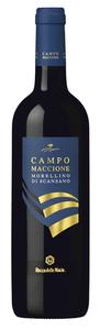 Campo Maccione 2008, Morellino Di Scansano Bottle